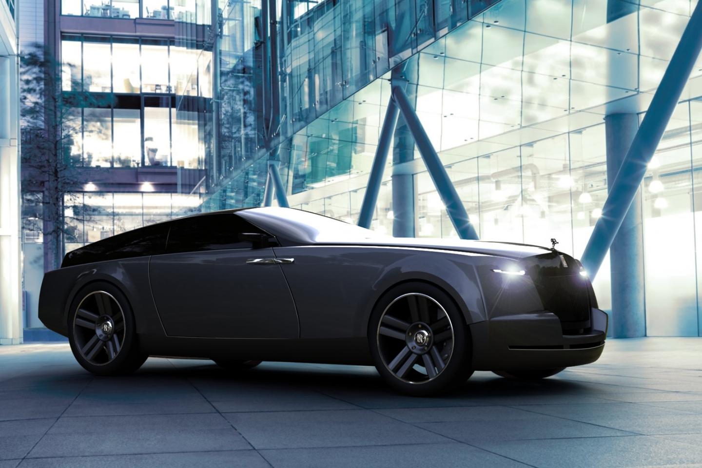 Rolls Royce Shooting Brake concept
