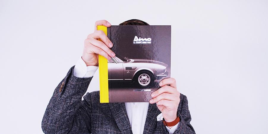 Il Coupe Dino Fiat – een gelimiteerd boek over de Italiaanse auto