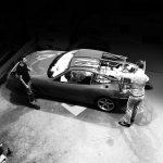 Breadvan Hommage early clay frame car designer