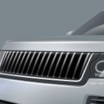 Adventum Coupe SUV nose grille